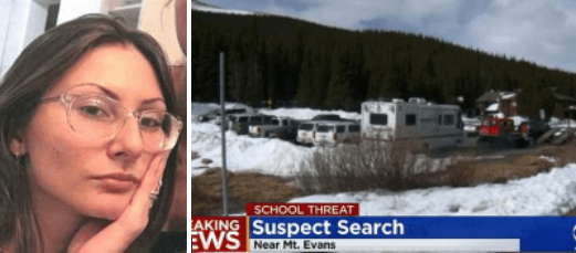 Massive manhunt over in Denver Sol Pais, 18, kills herself in  forest after 'running around naked with a shotgun' -  signalling intent to committing Columbine-style massacre, Miami teen sparked manhunt that kept half a million students at home